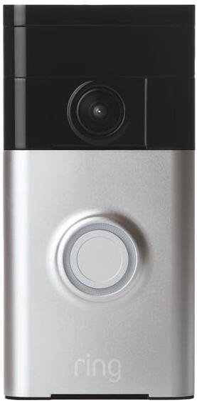 Ring Video Door Bell Smartphone