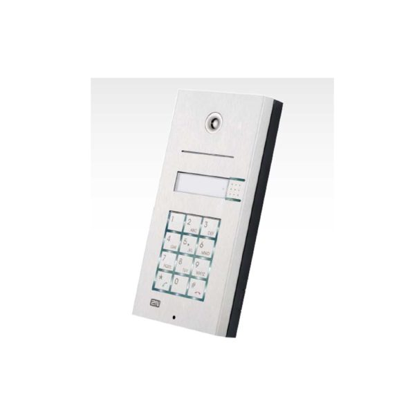 2N Helios Vario - 9137111KU - IP 1 button   keypad