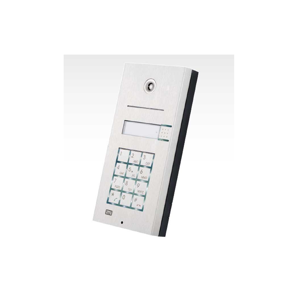 2n Helios Vario 9137111ku Ip 1 Button Keypad Valcom Uk