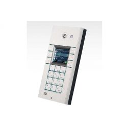 2N Helios Vario - 9137160KDU - IP 3x2 button   keypad   display
