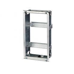 2N Helios Flush mount box for IP Force & IP Safety (9151002)