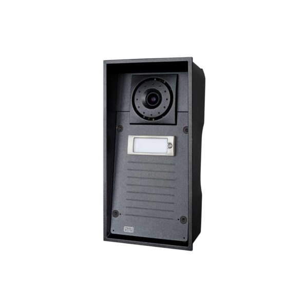 2N Helios IP Force - 1 button and Camera (9151101C)