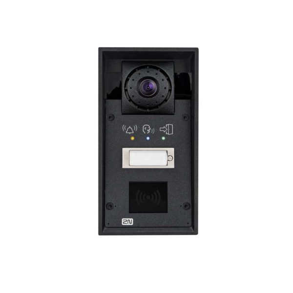 2N Helios IP Force - 1 button & HD camera