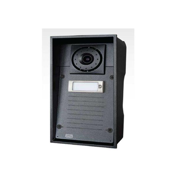 2N Helios IP Force - 1 button & HD camera & 10W speaker (9151101CHW)