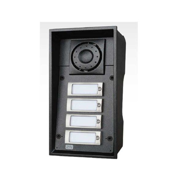 2N Helios IP Force - 4 buttons & 10W speaker (9151104W)