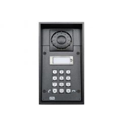 2N Helios Force - 1 button and Keypad (9151201K-E)