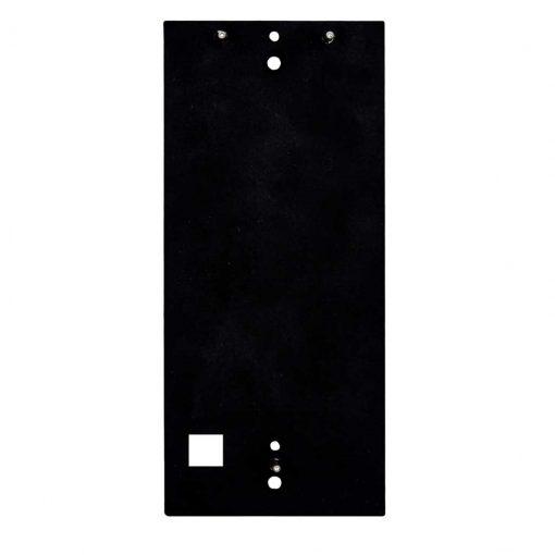 2N Helios IP Verso - 2 module Backplate (9155062)