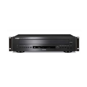 Yamaha - CD-RK Series Rackmount Compact Disc Changer (CDC600RK)