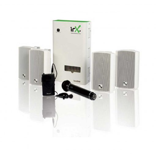 Clever Little Box IRX: Infrared Soundfield Classroom Voice Reinforcement System (IRX)