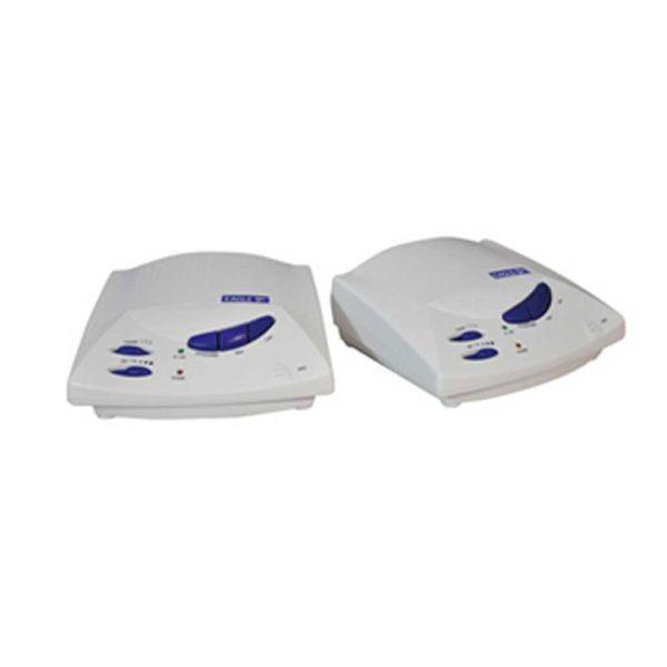 White Hands Free 3 Channel Wireless Intercom (P159G)