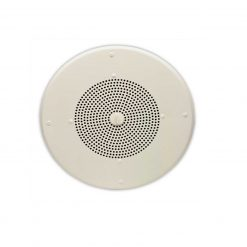 "Valcom One-Way 8"" Ceiling IP Speaker (VIP-120A)"
