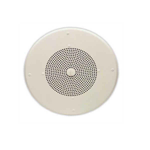 "Valcom One-Way 8"" Ceiling IP Speaker (VIP-120A)"