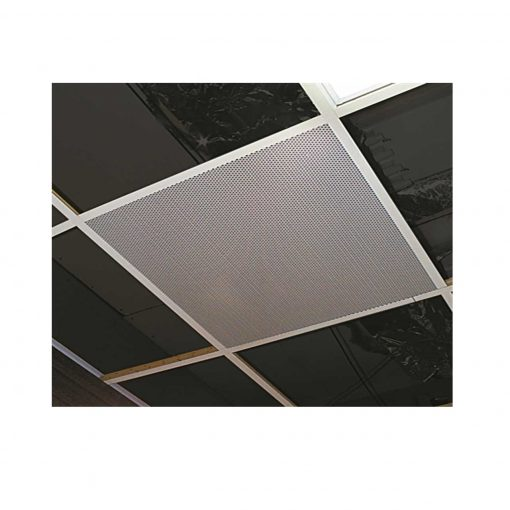 Valcom IP 600 mm x 600 mm Lay-In Ceiling Speaker One-Way (VIP-402A-EC)