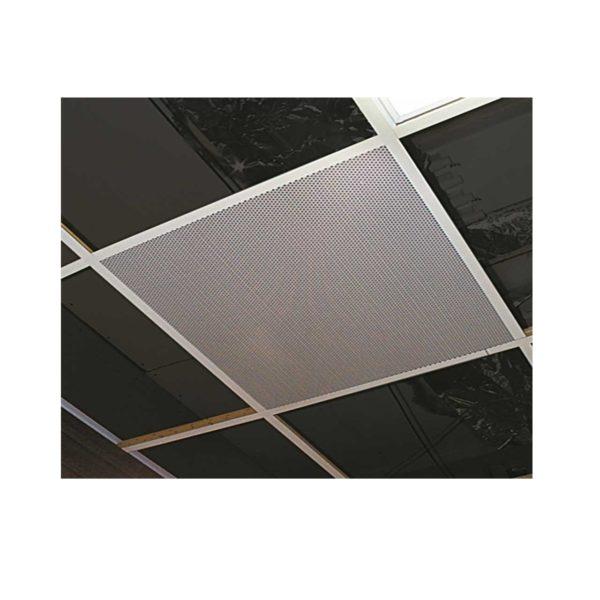 Valcom IP 600 mm x 600 mm Lay-In Ceiling Speaker One-Way (VIP-402A-EC)