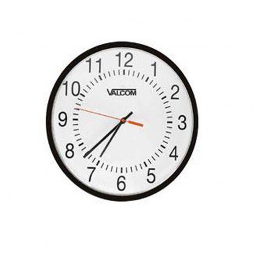 """Valcom 12"""" Analog Clock (VIP-A12A)"""