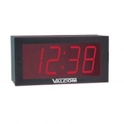 Valcom 4 Digit - 4 Inch Clock (VIP-D440A)