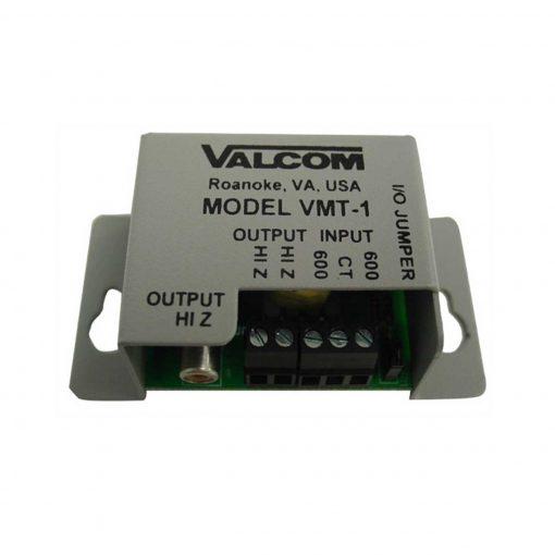 Valcom Input Matching Transformer (VMT-1)