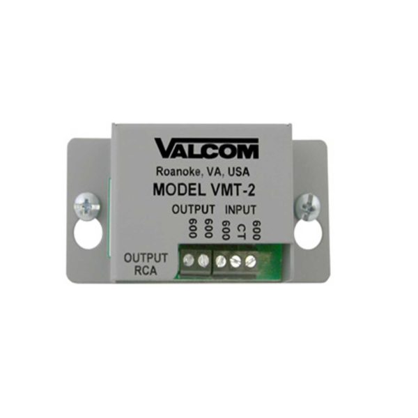 Valcom Audio Isolation Transformer (VMT-2)
