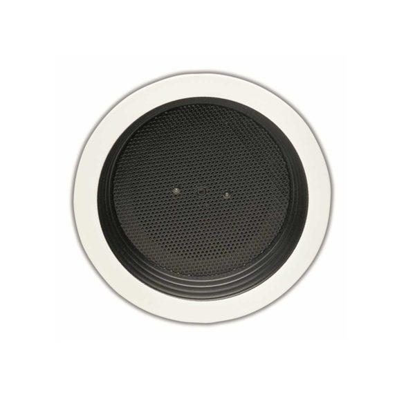 """Valcom 4"""" Recessed Speaker w/Mount Ring and Rails (V-1011-MR)"""