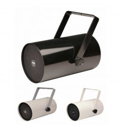 Valcom 5-Watt Amplified Track-Style Speaker (V-1014B)