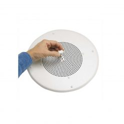 "Valcom 8"" Amplified Ceiling Speaker"