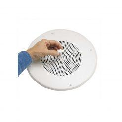 """Valcom 8"""" Amplified Ceiling Speaker"""