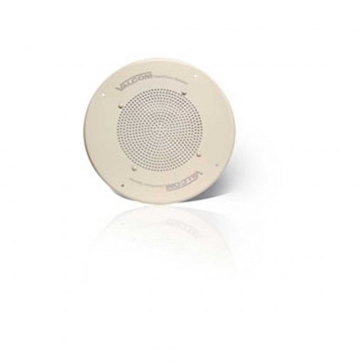 "Valcom 8"" Clean Room Ceiling Speaker (V-1040)"