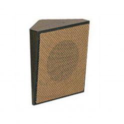 Valcom Talkback Corner Woodgrain Speaker
