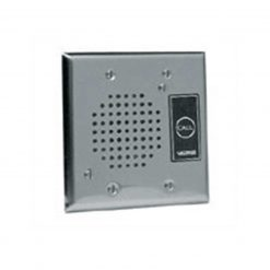 Valcom Flush Mount Doorplate Speaker (V-1072A-ST)