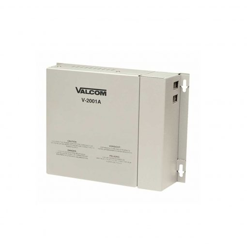 Valcom 1 Zone Enhanced Page Control W/Built-in Power (V-2001A)