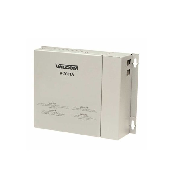 Valcom 1 Zone Enhanced Page Control W/Built-in Power (V-2001A)