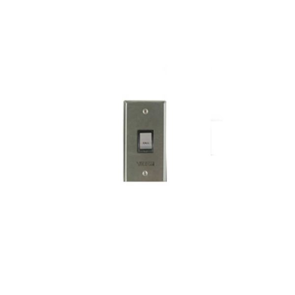 Valcom Push Button Call-In Switch (V-2972PK)