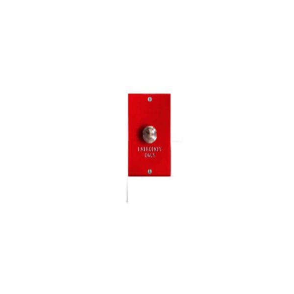 Valcom Emergency Call Switch (Red) (V-2976)