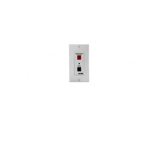 Valcom Emergency/Normal Call In Switch