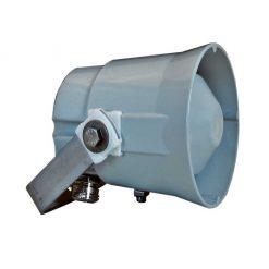 DNH - Explosion-Protected Zone 1 Aluminium Horn Loudspeaker 8 watt 8 or 20 ohm (HS8EEXMN)