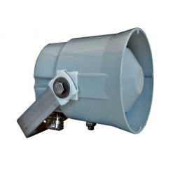 DNH - Explosion-Protected Zone 1 Aluminium Horn Loudspeaker 8 watt 100 volt (HS8EEXMNT)