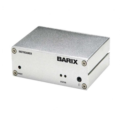 Barix - Instreamer (2012.9124)