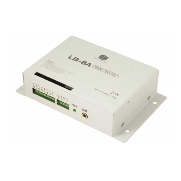 Clever Little Box LB-8A - Digital Audio Storage and Replay Unit