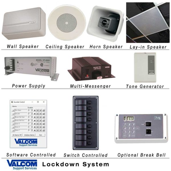 Lockdown Kit (Configure your kit) (VAL-LKD-SPK)