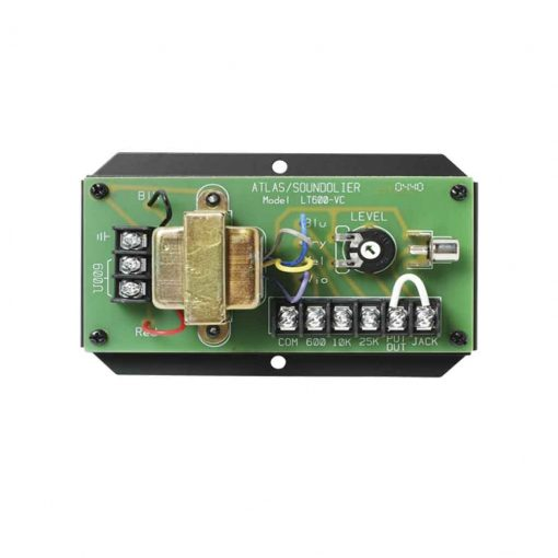 Clever Little Box - 600-Ohm Impedance Matching Isolation Transformer (LT600-VC)