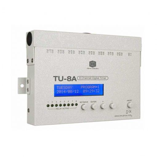 Clever Little Box - 8 Channel Digital Timer Unit (TU-8A)