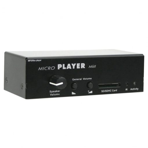 Clever Little Box - Micro Media Player (VAL-MMP)