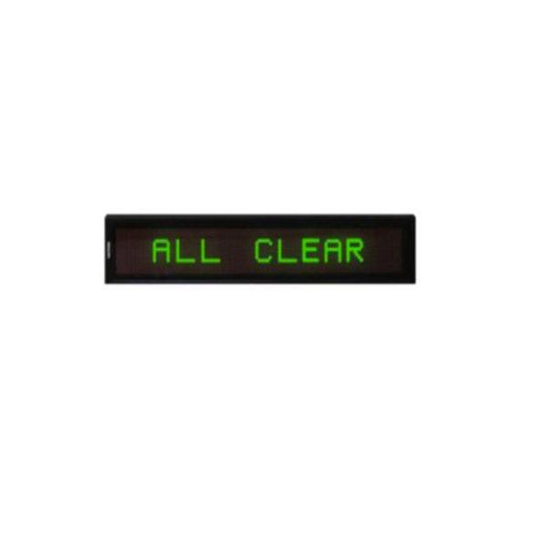 Valcom - Visual Notification Signage (VL530)
