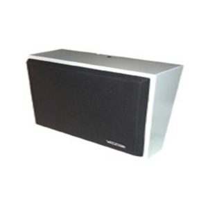 Valcom IP Wall Speaker Assembly Gy w/Black Grille (VIP-410)