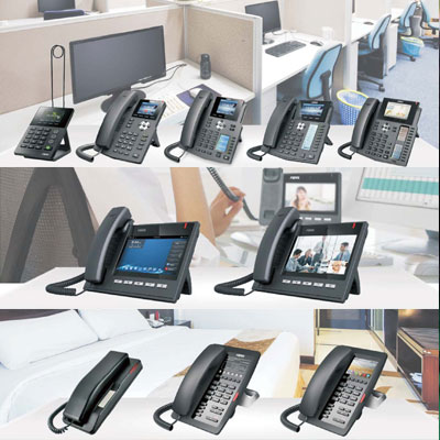 IP Phones and Headsets