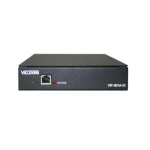 Valcom InformaCast IP One Audio Port