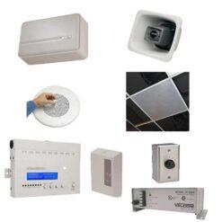 Break Sounder and Paging Kit (Select No of Speakers) (VAL-SPK-SPK)
