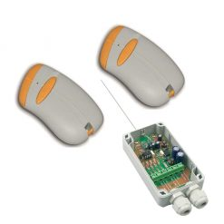 Wireless Activation Fobs