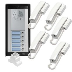 VIDEX 5 Way Intercom Kit