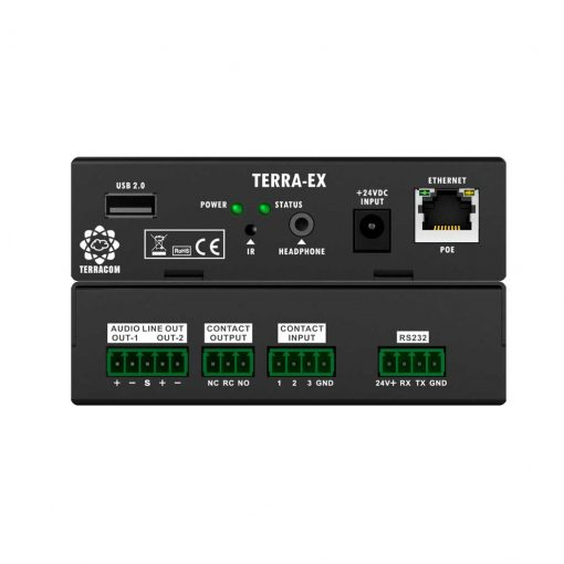 Terra-Ex Audio Decoder